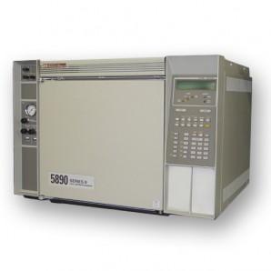Konfigurieren Sie Ihren HP 5890 Series II GC