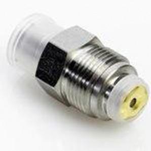 Auslass-Kugelventil, Edelstahl, für binäre Pumpen 1100/1050/1200