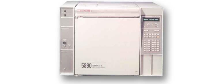GC HP5890