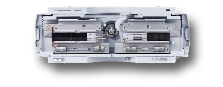 Ersatzteile und Aufrüstung für die HPLC